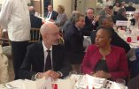 Christiane Taubira au dîner de la Grande Loge de France