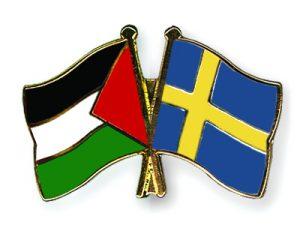 Palestine-Suede