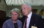 Synode : un couple venu y défendre l'homosexualité