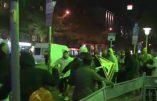 Des islamistes pro-Etat Islamique attaquent à la machette une manifestation kurde