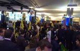 Des manifestants kurdes envahissent le Parlement Européen. Preuve d'une sécurité défaillante…