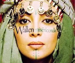 La chanteuse Wallen, épouse d'Abd al Malik