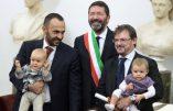 Le maire de Rome choisit l'illégalité en célébrant 16 «mariages» homos