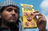 La «police de la sharia» dans les rues est jugée par un tribunal allemand