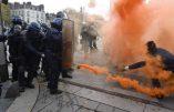 Nantes : l'extrême gauche manifeste violemment contre les violences de la police