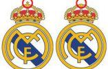 L'antichristianisme de la Banque nationale d'Abou Dhabi fait disparaître la croix du logo du Real Madrid