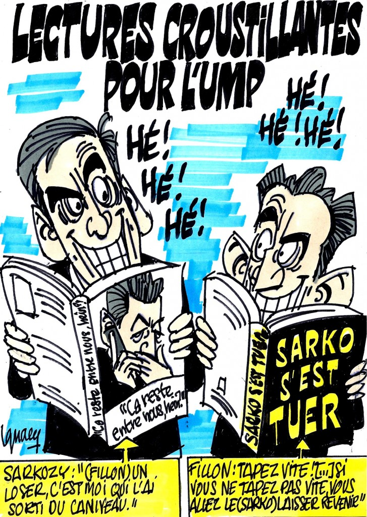 Ignace - Lectures croustillantes pour l'UMP