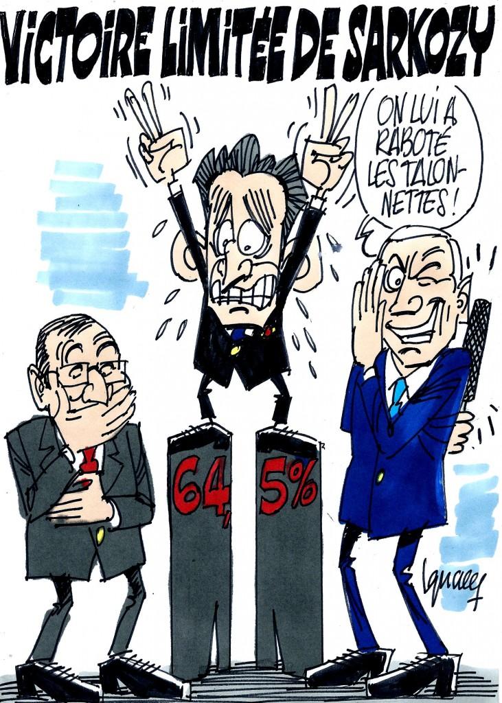Ignace - Petite victoire de Sarkozy