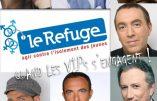 """Le soutien des """"people"""""""