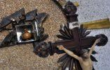 Venezuela – Cinquième profanation de la Cathédrale de Barquisimeto et rite sataniste