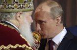 Le patriarche de Moscou fustige les «nombreux États européens qui ont abandonné leur identité chrétienne «