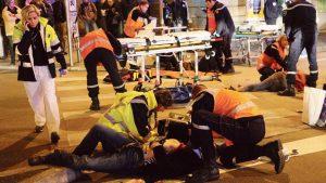 Dijon : un automobiliste renverse 11 piétonss en hurlant «Allah Akbar»