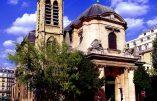 Le malade antichrétien qui vandalise Saint Nicolas du Chardonnet