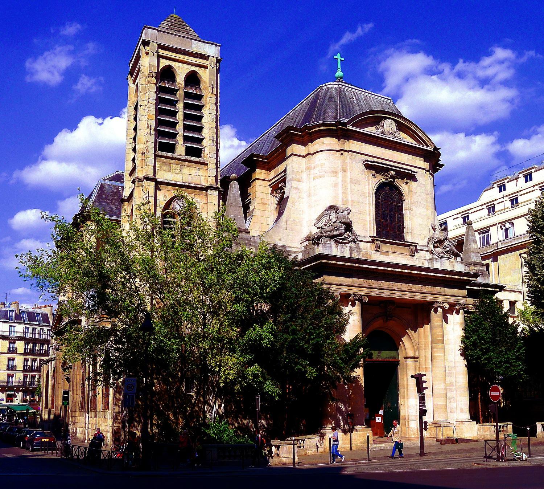 """Résultat de recherche d'images pour """"saint nicolas du chardonnet"""""""