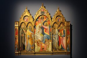 Giovanni dal Ponte - Couronnement de la Vierge