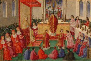 Giuliano Amadei - Messe pontificale