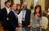 La présidente de l'Argentine adopte un Juif pour éviter «qu'il se transforme en loup-garou»