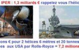 Inoubliable porte-avions Charles de Gaulle !