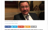 Pour le maire d'Ankara, l'attentat de Charlie Hebdo c'est un coup du Mossad