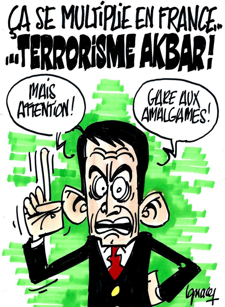 Ignace - France : terrorisme akbar !