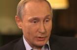 Vladimir Poutine prophète en 2012: «Ils recherchent même quelqu'un pour le transformer en martyr»