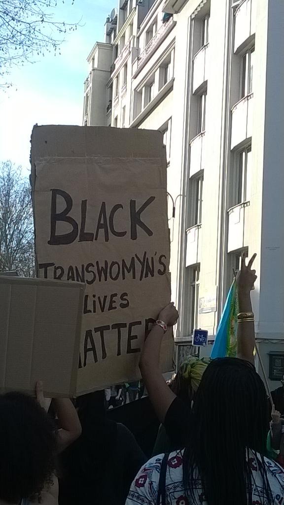 """Black Transwomyns"""