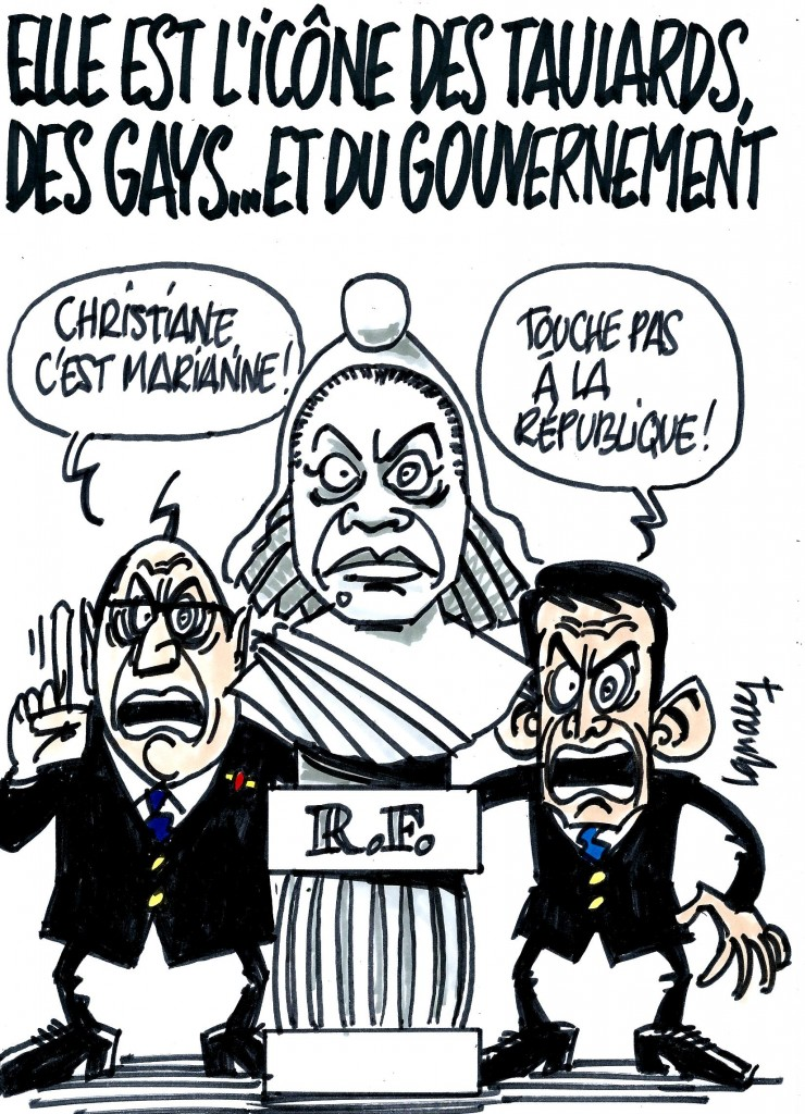 Ignace - Taubira, icône des taulards, des gays...