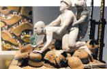 Espagne – L'art contemporain décadent et dégénéré crée le scandale