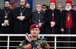 L'Irak présente sa brigade chrétienne : les Gardes du Tigre