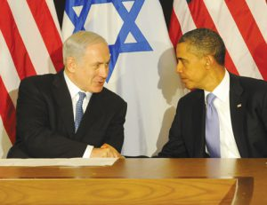 President Obama meets with Prime Minister Netanyahu in New York