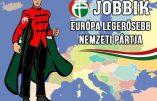 Le Jobbik fait référence aux traditions culturelles hongroises et au patriotisme