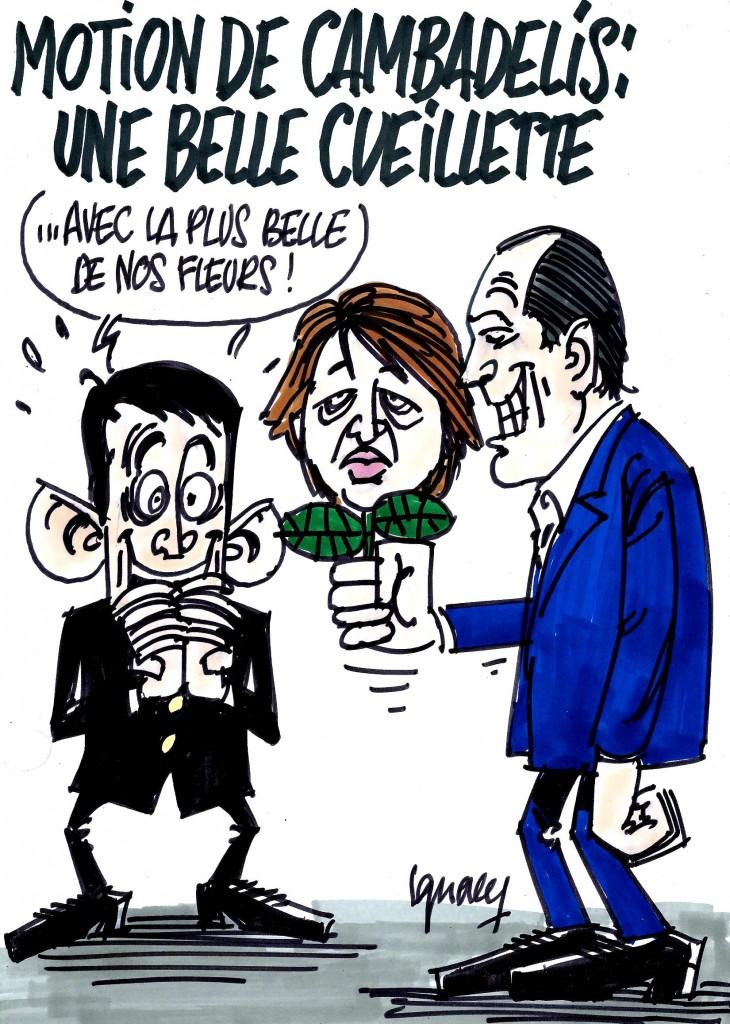 Ignace - Congrès du PS