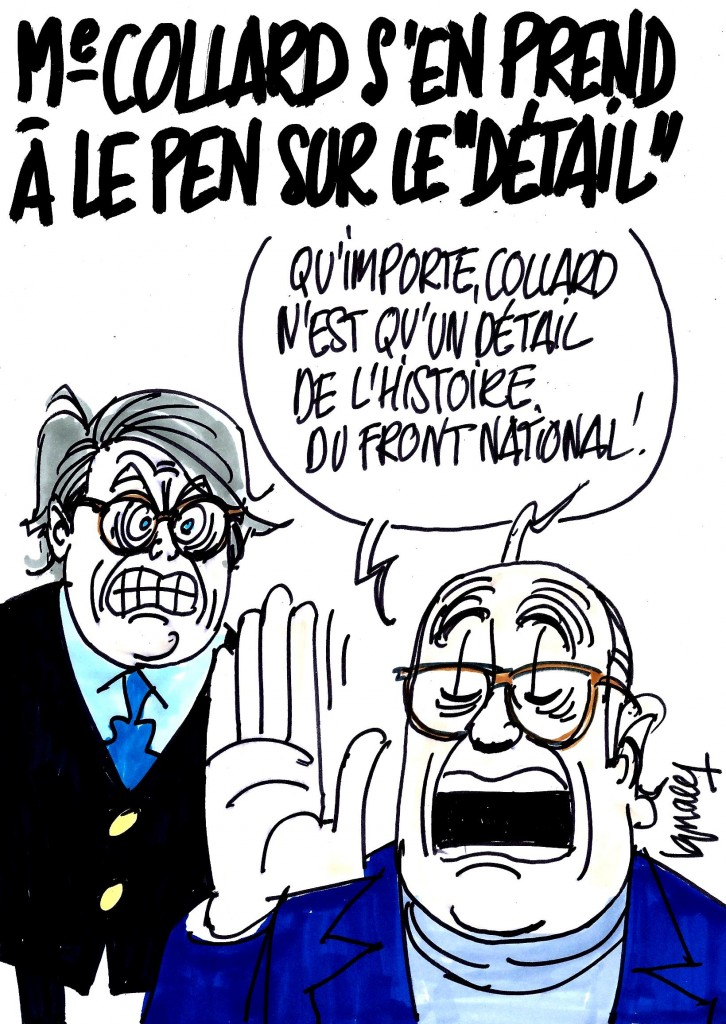 Ignace - Le Pen vs Collard