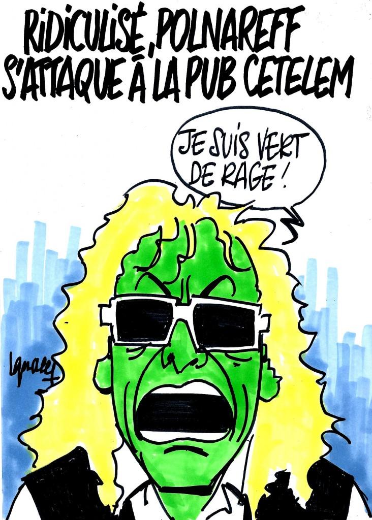 Ignace - Polnareff attaque Cetelem