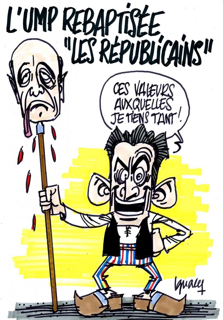 """Ignace - L'UMP devient """"Les Républicains"""""""