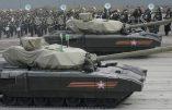 La Russie présentera ses nouveaux chars et nouveaux missiles lors du défilé du 9 mai