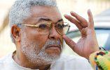 Jerry Rawlings s'insurge contre les ingérences de l'Occident en Afrique
