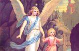 Cours de catéchisme – Les anges gardiens