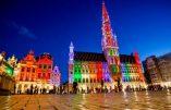 Gay Pride à Bruxelles contre la norme de «l'homme blanc hétérosexuel»