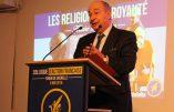 Les religions de la royauté (Hilaire de Crémiers)