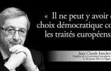 Du rêve européen à la folie euro-millénariste