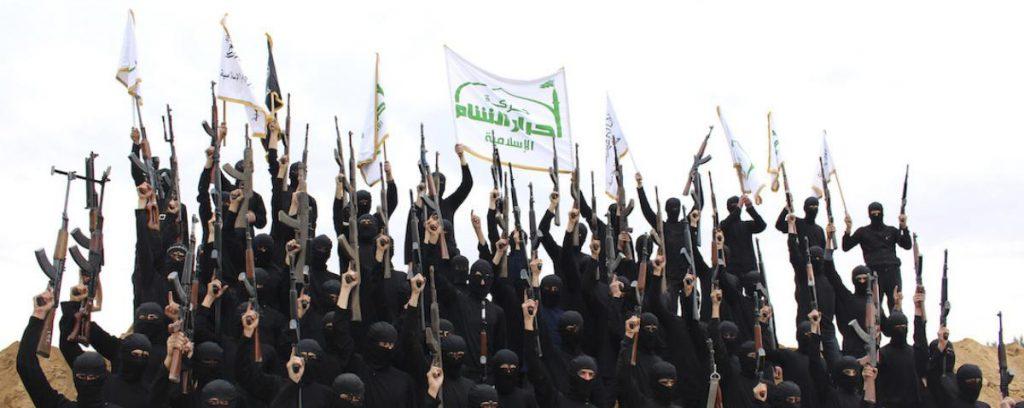 ahrar al-sham djihadistes