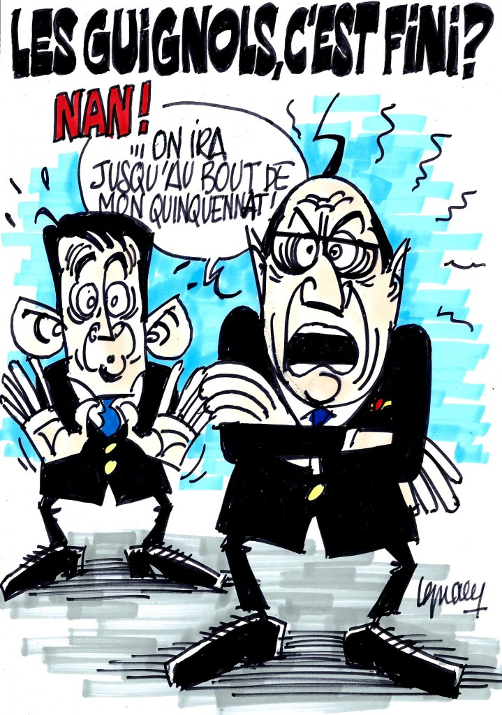 Ignace - Les Guignols, c'est fini ?