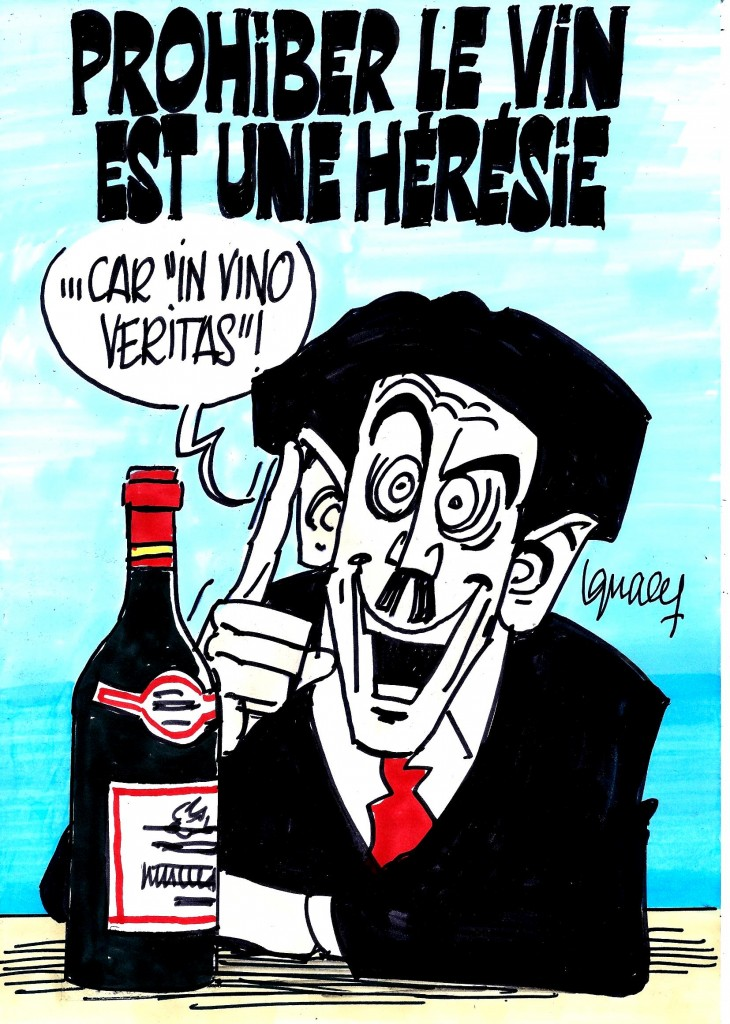 Ignace - Prohiber le vin est une hérésie