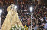 Barcelone – Les laïcistes ne veulent plus de messe pour Notre-Dame de la Merci
