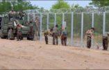 Poussée migratoire: La Bulgarie envoie des blindés à sa frontière avec la Macédoine