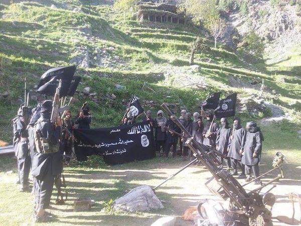 EI TTP Waziristan