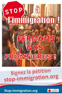 Immigration affiche civitas 3