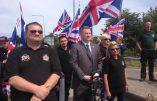 Grande-Bretagne : Britain First multiplie les manifestations contre l'immigration illégale et l'islamisme