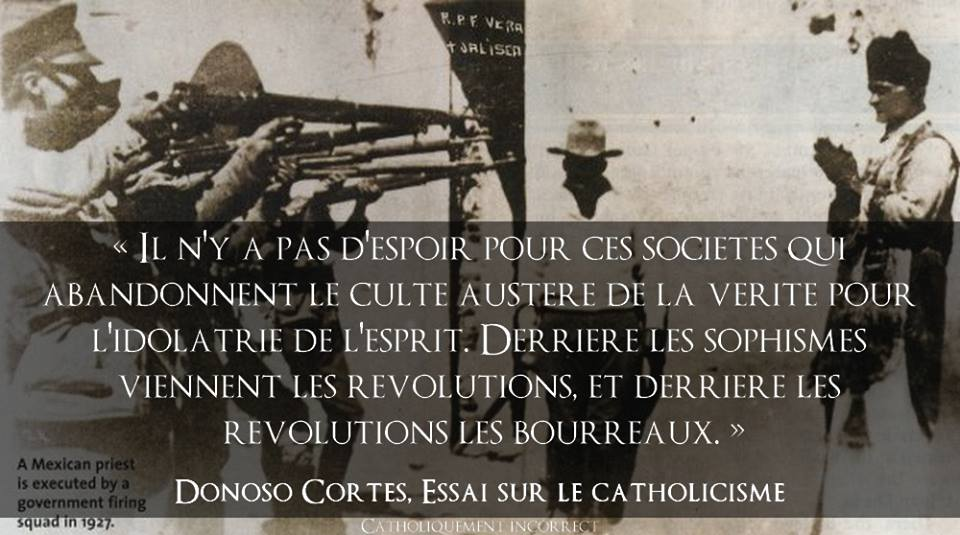 citation donoso cortes